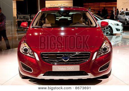 Volvo s60 russische premiere