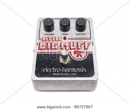 Little Big Muff Fuzz Pedal