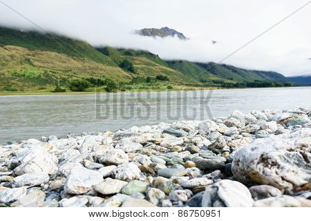 Stoney Dart River, New Zealand.