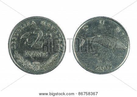 Kuna Croatia Coin