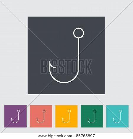 Fishhook icon