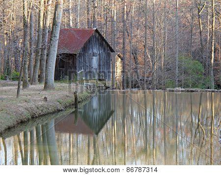 Historic Grist Mill - Georgia