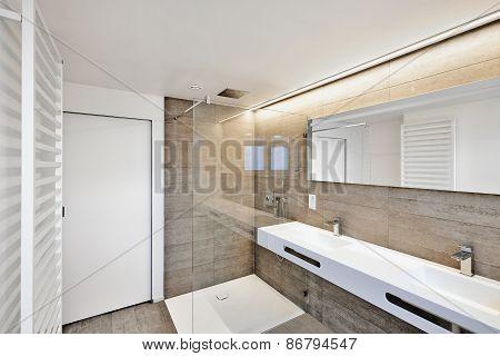 Luxury Bathroom Estate Home Shower
