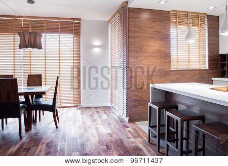Exclusive Dinning Room