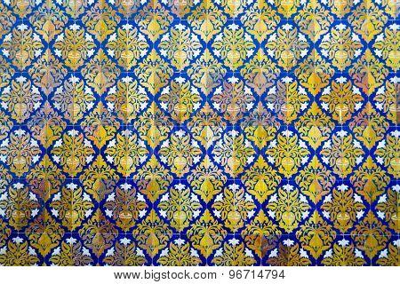 Mosaic At Spain Square