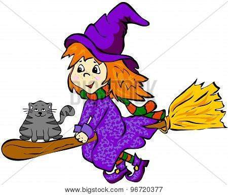 Witch_with_cat_3