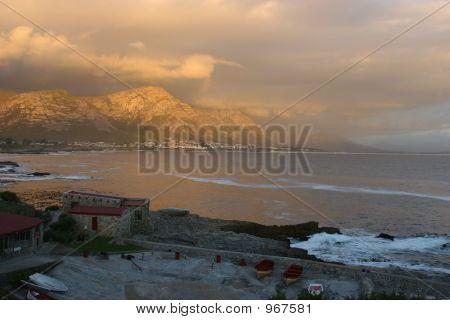 Old Harbour Hermanus Cape Town
