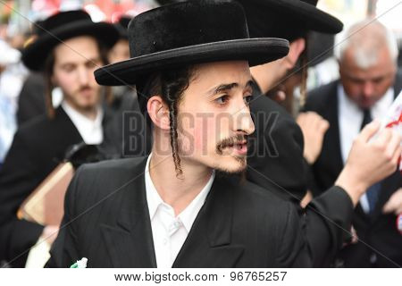 Neturei Karta at rally