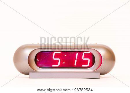 Digital Watch 5:15