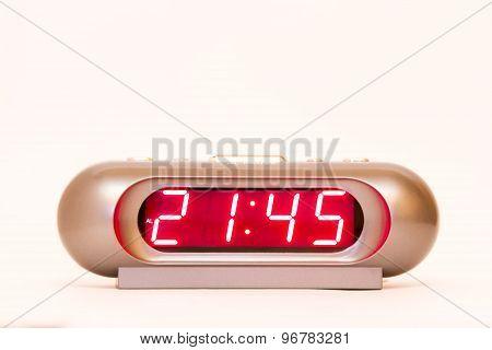 Digital Watch 21:45