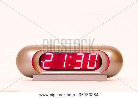 Digital Watch 21:30