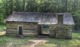Ephraim Bales Log Cabin, Great Smoky Mountains National Park
