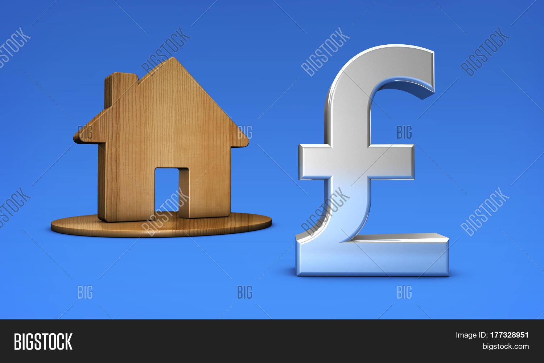 British Pound Symbol Image Photo Free Trial Bigstock