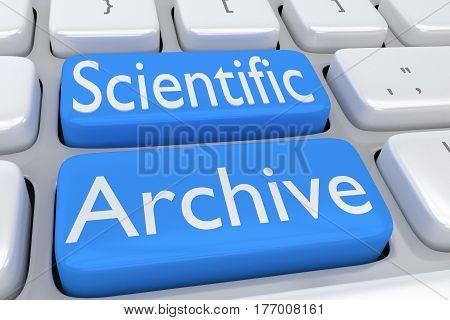 Scientific Archive Concept