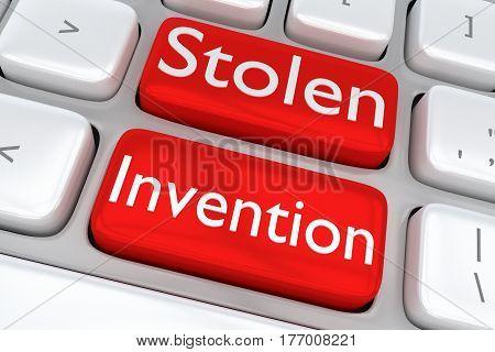 Stolen Invention Concept