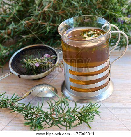 Rosemary Herb Tea