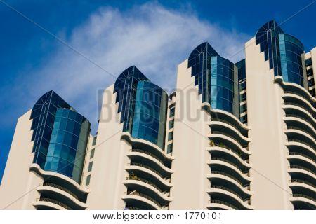 Skyscraper Columns