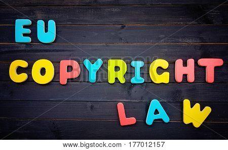 EU Copyright Reform on Digital Single Market - Concept