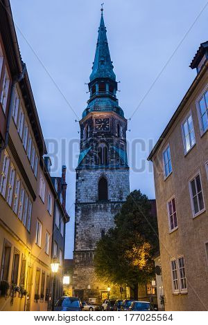Church of the Cross in Hanover. Hanover Lower Saxony Germany