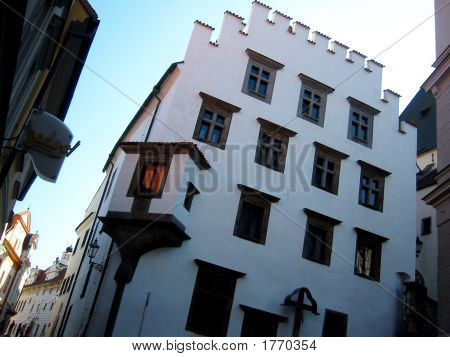 Kaplanka, Curate'S House, Cesky Krumlov, Czech Republic