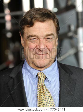 LOS ANGELES - MAR 08:  John Goodman arrives for the