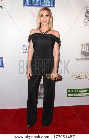 LOS ANGELES - MAR 15:  Angie Stevenson at the