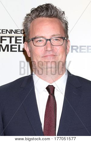 LOS ANGELES - MAR 15:  Matthew Perry at the