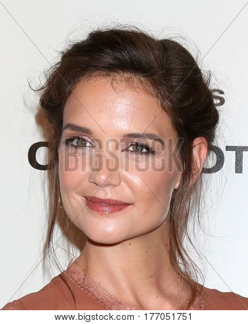 LOS ANGELES - MAR 15:  Katie Holmes at the