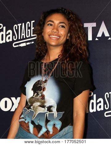 LOS ANGELES - MAR 14:  Paige Hurd at the Honda Stage  An Exclusive Evening with STAR at iHeart Theater on March 14, 2017 in Burbank, CA