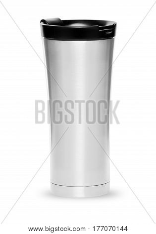 Thermos Bottle Travel Mug Assorted Colors