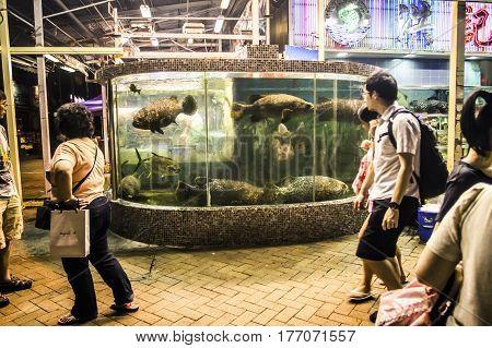 Hong Kong Seafood