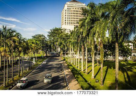 Kuching Malaysia Street