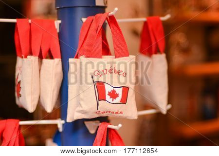 Popular souvenirs to bring from Canada Quebec