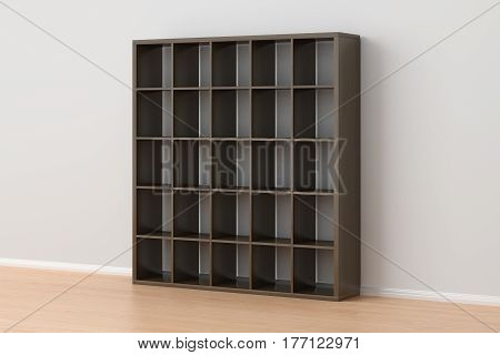 Book Rack Isolated