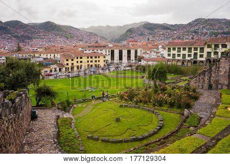 Peru,cuzco 2017