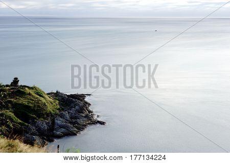 Phuket island. The south of Thailand sea and coast