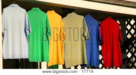 Color Of Shirts