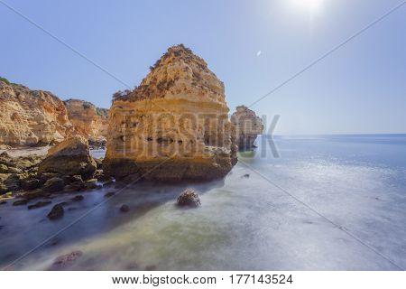 Marinha beach, Lagoa - Algarve Portugal