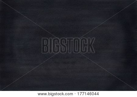 Chalkboard with black surface is great for add text or graphic design. Education office or school concepts.