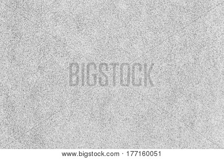 White Flannel of old fabric texture for design background.