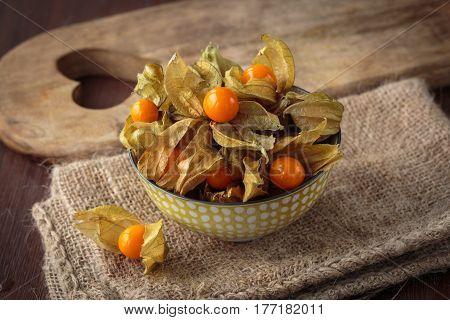 Fresh Cape Gooseberries