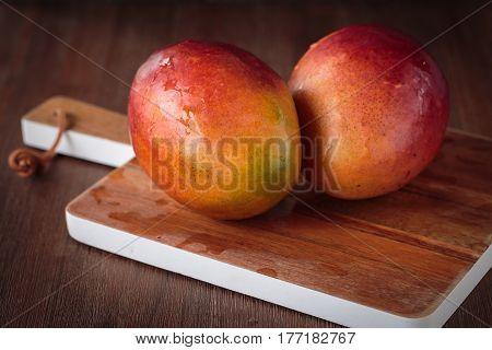 Fresh Raw Mango Fruit