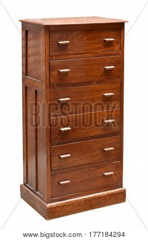 Wooden Dresser Or Chest Of Drawers