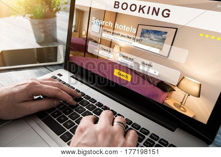 booking hotel travel search business reservation holiday book research