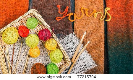 Background For Yarn Shop