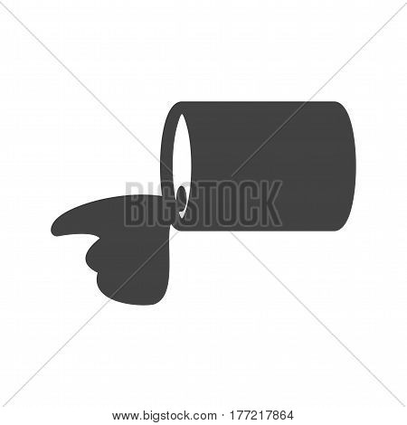 Truck, chemical, leak icon vector image. Can also be used for disasters. Suitable for mobile apps, web apps and print media.