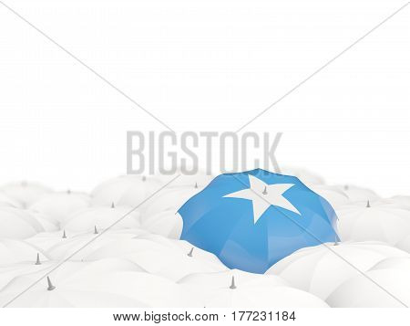 Umbrella With Flag Of Somalia