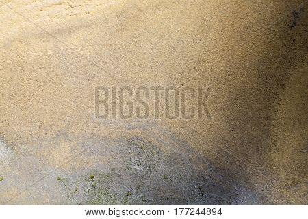 old grungy weathered wall for backgrounds  and compositions