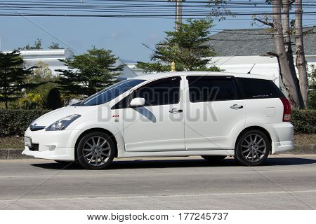 Private Mpv Car, Toyota Wish
