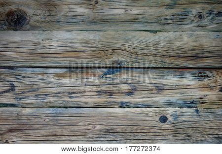 a old wooden background. A close up